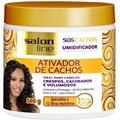 Ativador de Cachos Salon Line 500 gr S.O.S
