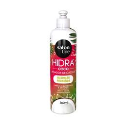 Ativador de Cachos Salon Line Hidra Original 300 ml Leite de Coco e Colageno
