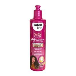 Ativador de Cachos Salon Line S.O.S Cachos 300 ml + Poderosos