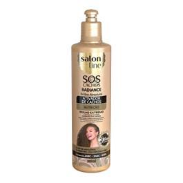 Ativador de Cachos Salon Line S.O.S Cachos 300 ml Radiance Brilho Absoluto