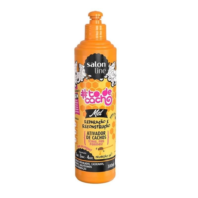 Ativador de Cachos Salon Line #todecacho 300 ml Mel