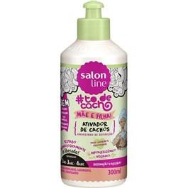 Ativador de Cachos Salon Line #todecacho Mãe e Filha 300 ml Amorzinho de Definição