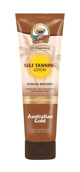 Auto Bronzeador em Gel Australian Gold 130 ml Self Tanning