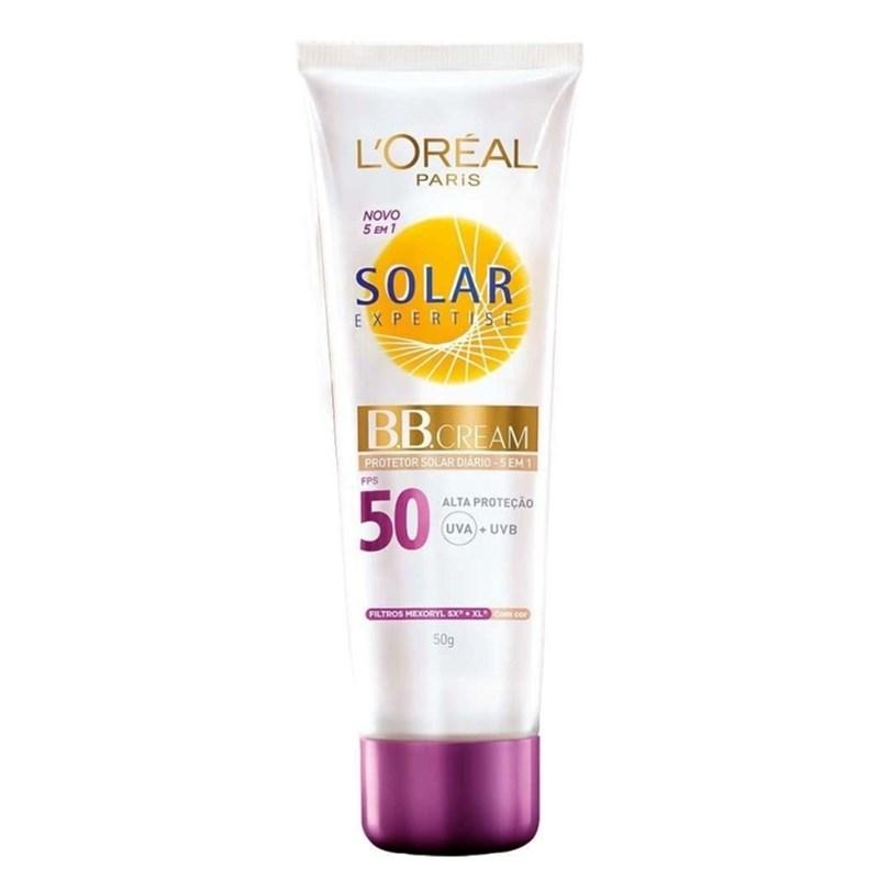 B.B. Cream Solar L'oreal Expertise FPS 50  50 gr