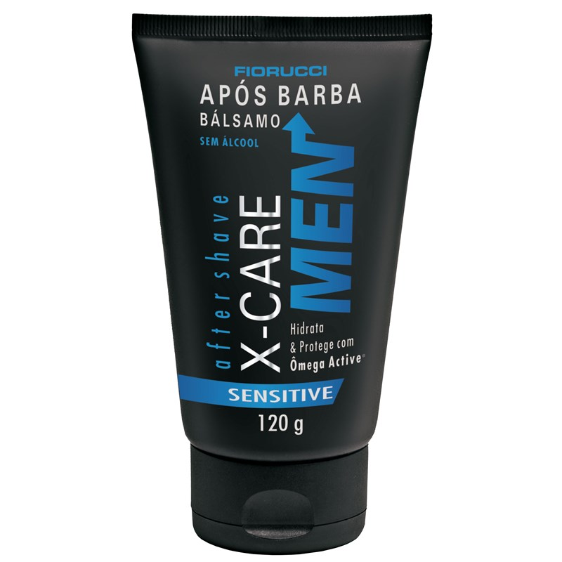 Bálsamo Após Barba Fiorucci X-Care Men 120 gr Sensitive