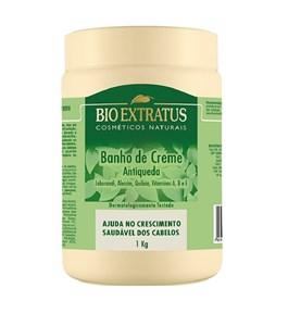 Banho de Creme Bio Extratus 1 kg Antiqueda