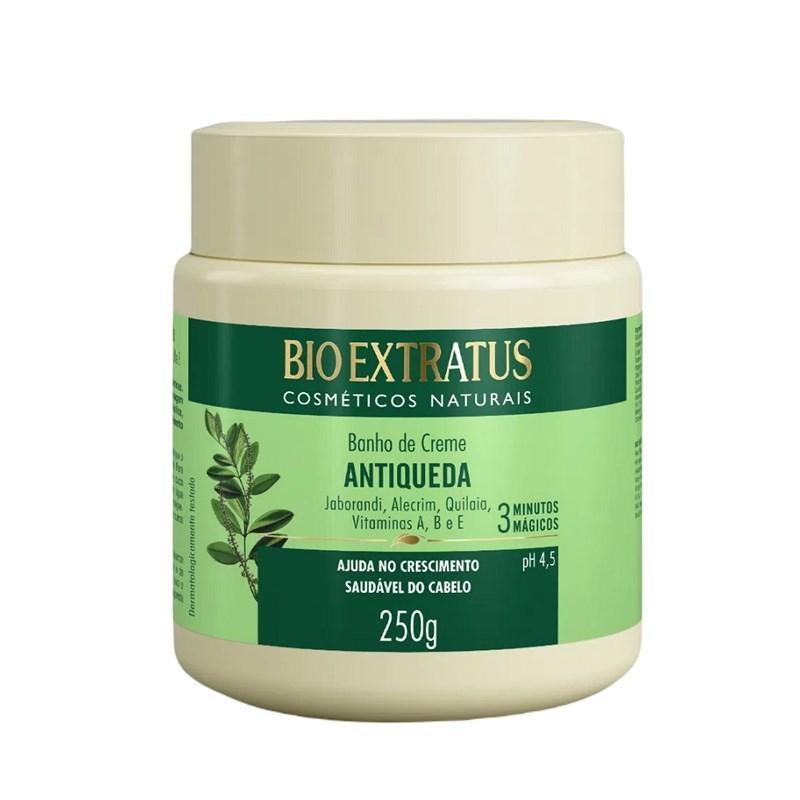 Banho de Creme Bio Extratus 250 gr Antiqueda