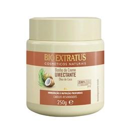 Banho de Creme Bio Extratus Umectante 250 gr Óleo de Coco