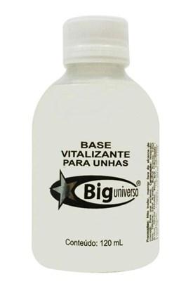 Base Big Universo Vitalizante para Unhas Profissional 120 ml