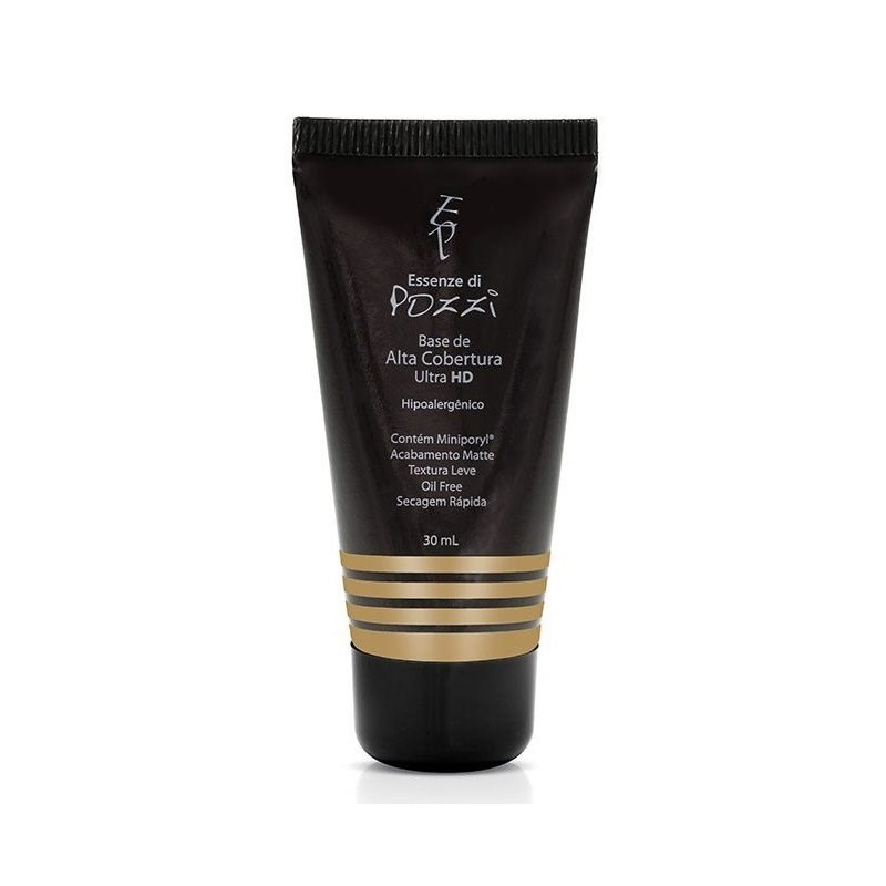 Base de Alta Cobertura Essenze di Pozzi Ultra HD 30 ml Bege