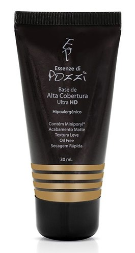 Base de Alta Cobertura Essenze di Pozzi Ultra HD 30 ml Bege Médio