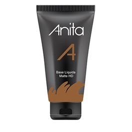 Base Líquida Anita Matte HD 20 ml Marrom 1