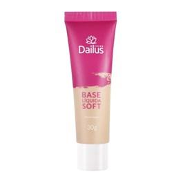 Base Líquida Dailus Soft 30 gr Bege Claro 04