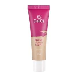 Base Líquida Dailus Soft 30 gr Bege Médio 06