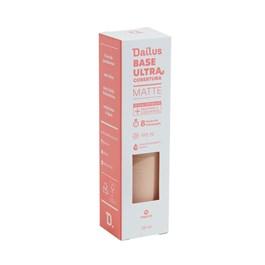 Base Líquida Dailus Ultra Cobertura 28 ml D.1 Claro