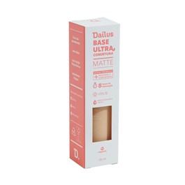 Base Líquida Dailus Ultra Cobertura 28 ml D.2 Claro