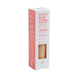 Base Líquida Dailus Ultra Cobertura 28 ml D.3 Claro