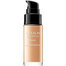 Base Líquida Revlon Colorstay Pele Mista e Oleosa 30 ml Golden Beige
