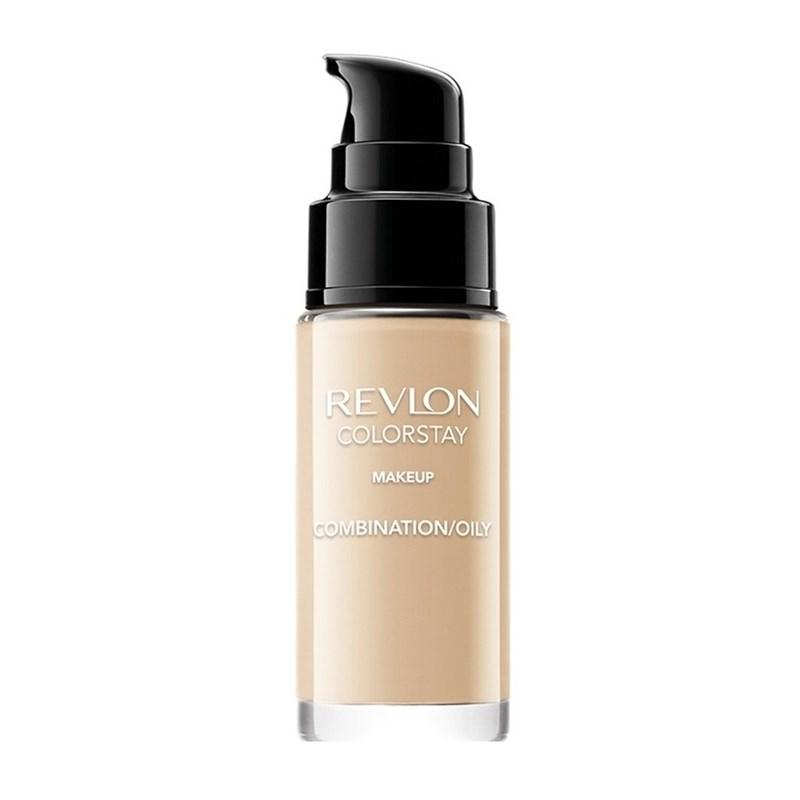 Base Líquida Revlon Colorstay Pele Mista e Oleosa 30 ml Sand Beige