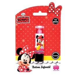 Batom Beauty Brinq Infantil Minnie