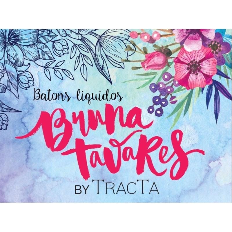 Batom Líquido Bruna Tavares by Tracta Matte Flávia