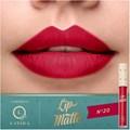 Batom Líquido Latika Lip Matte n°20 Vermelho