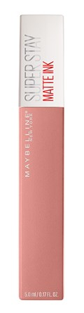 Batom Líquido Maybelline Super Stay Matte Ink Poet