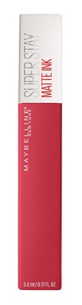 Batom Líquido Maybelline Super Stay Matte Ink Ruler
