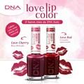 Batom Tinta DNA Italy Love Lip Color 10 ml Red