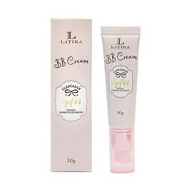 BB Cream Latika Clareador 30 gr Bege Escuro