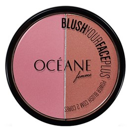 Blush Duo Oceane Blush Your Face Plus Pink Clay Terra