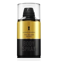 Body Splash Antônio Bandeiras 250 ml The Golden Secret