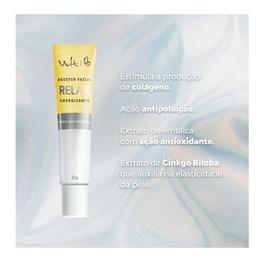 Booster Facial Vult 20 gr Relax Energizante