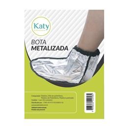 Bota Metalizada Katy 1 Par