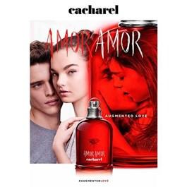 Cacharel Amor Amor Feminino Eau de Toilette 50 ml