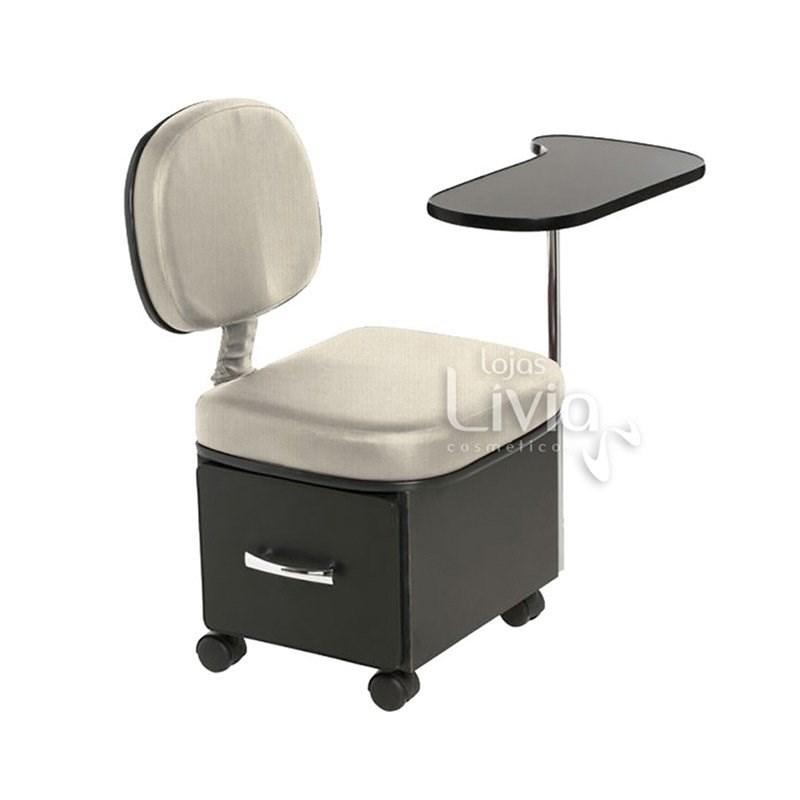 Cadeira Cirandinha Cromit Manu Areia Facto