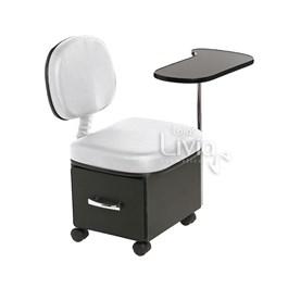 Cadeira Cirandinha Cromit Manu Branco