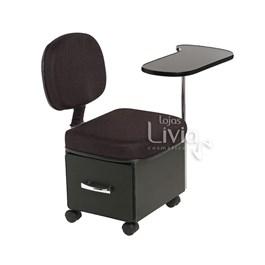 Cadeira Cirandinha Cromit Manu Café Facto
