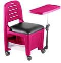 Cadeira Cirandinha Dompel Bari Rosa