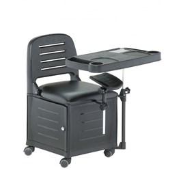 Cadeira Cirandinha Dompel Veneza Preto