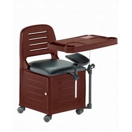 Cadeira Cirandinha Dompel Veneza Tabaco