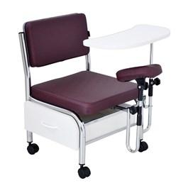 Cadeira Cirandinha Terra Santa Gobbi Bordô Acetinado