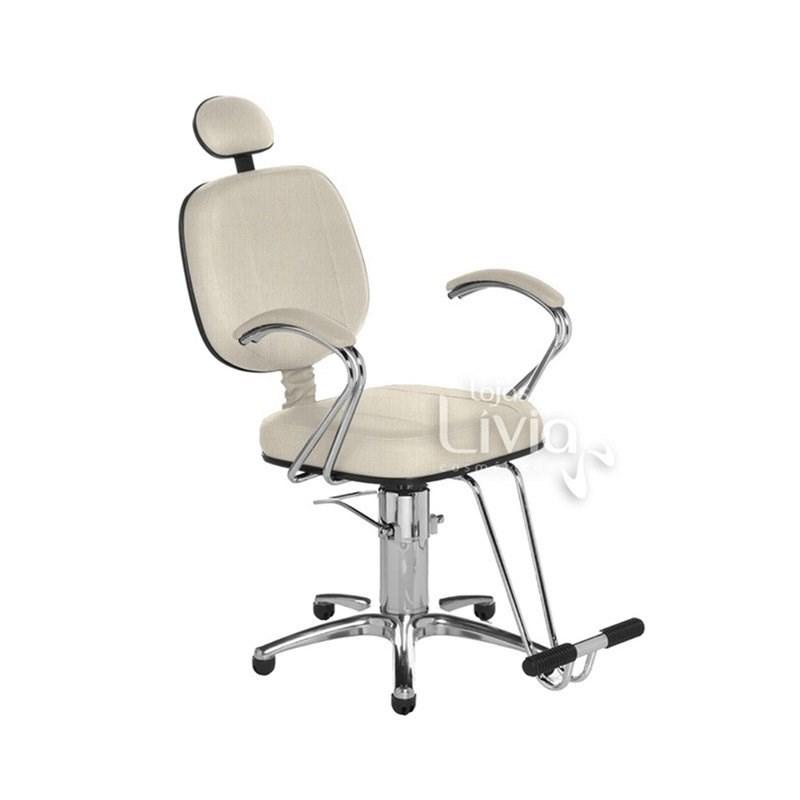 Cadeira Cromit Corsa Premium Fixa Areia Facto