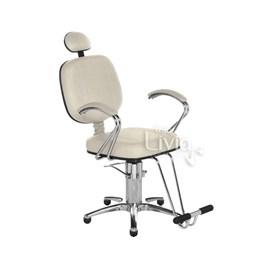 Cadeira Cromit Corsa Premium Reclinável Areia Facto