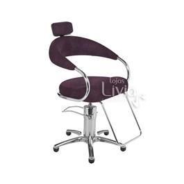 Cadeira Cromit Futurama Bordô