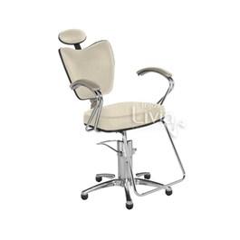 Cadeira Cromit Grécia Luxo Fixa Areia Facto