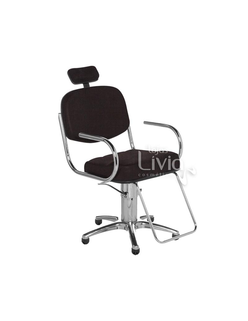 Cadeira Cromit Pratic Fixa Cafe Facto