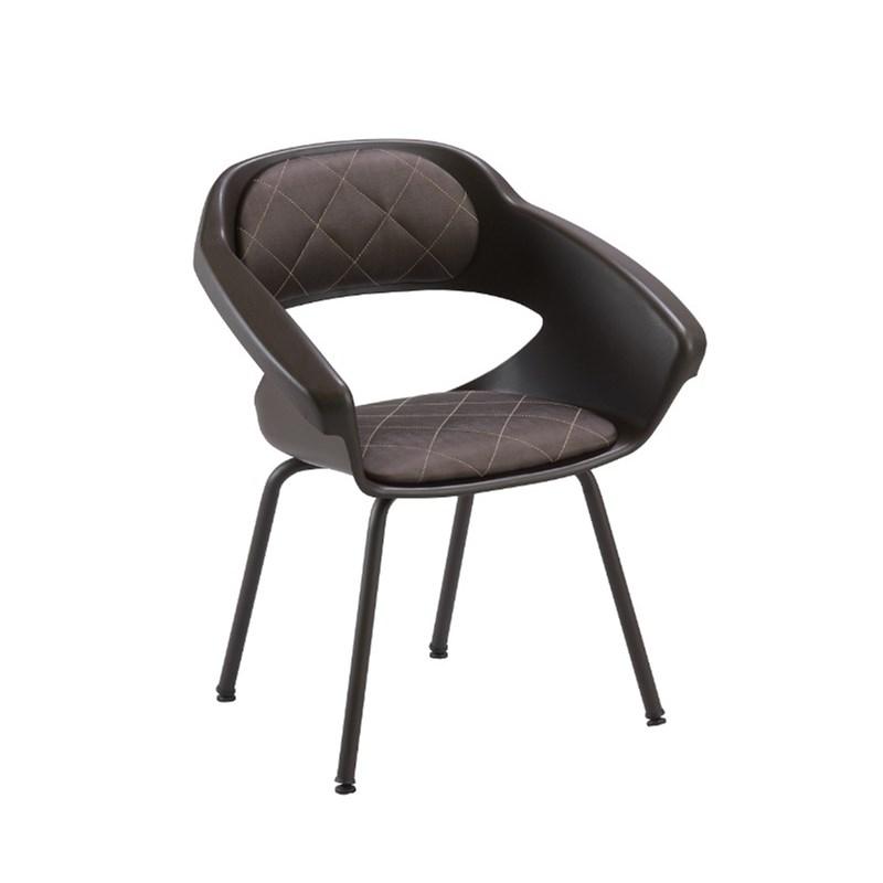 Cadeira de Espera Dompel Primma Plus Tabaco