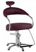 Cadeira Dompel Futura Fixa Vinho