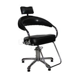 Cadeira Hatten Dalia Fixa Preto
